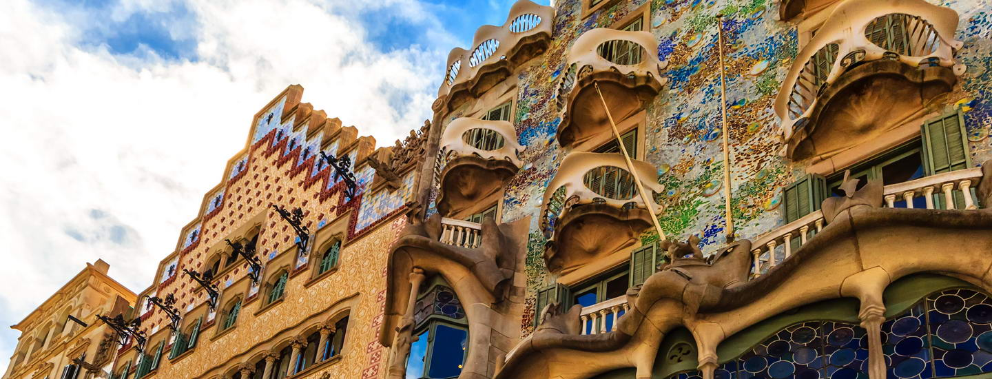 Barcelona city tours with pickup day trips from cruise port (With Pick-up and Drop-Off)